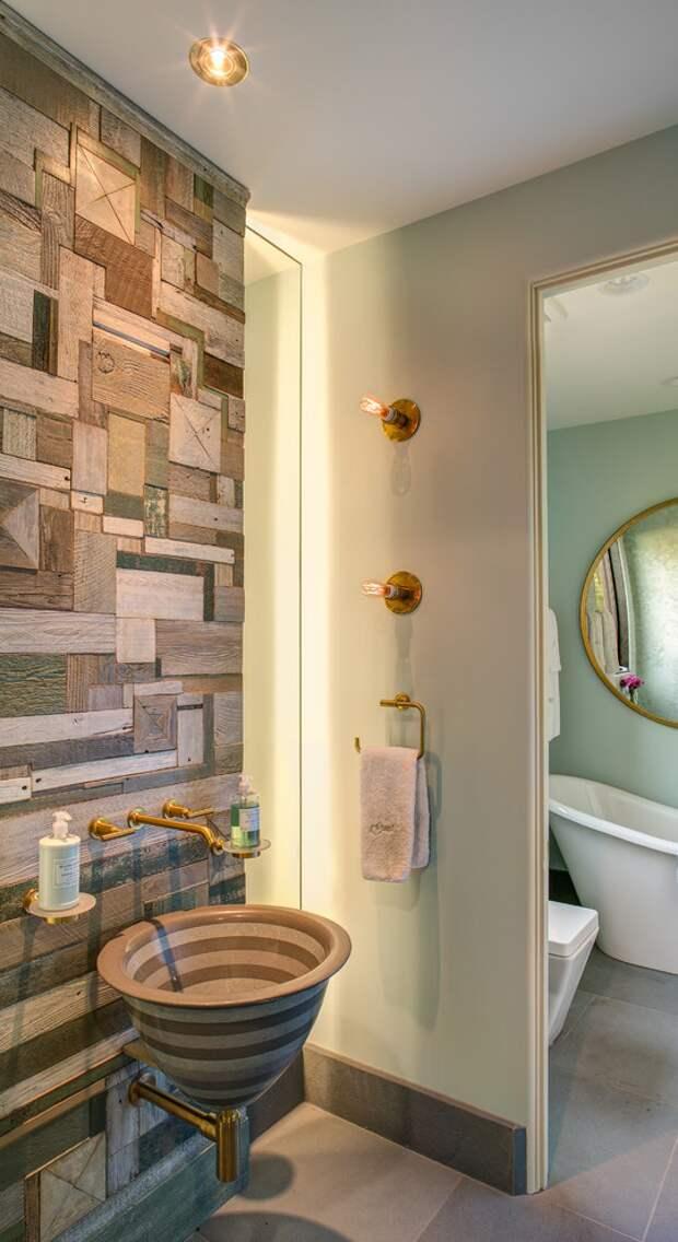 Плитка в ванной комнате — чем можно заменить