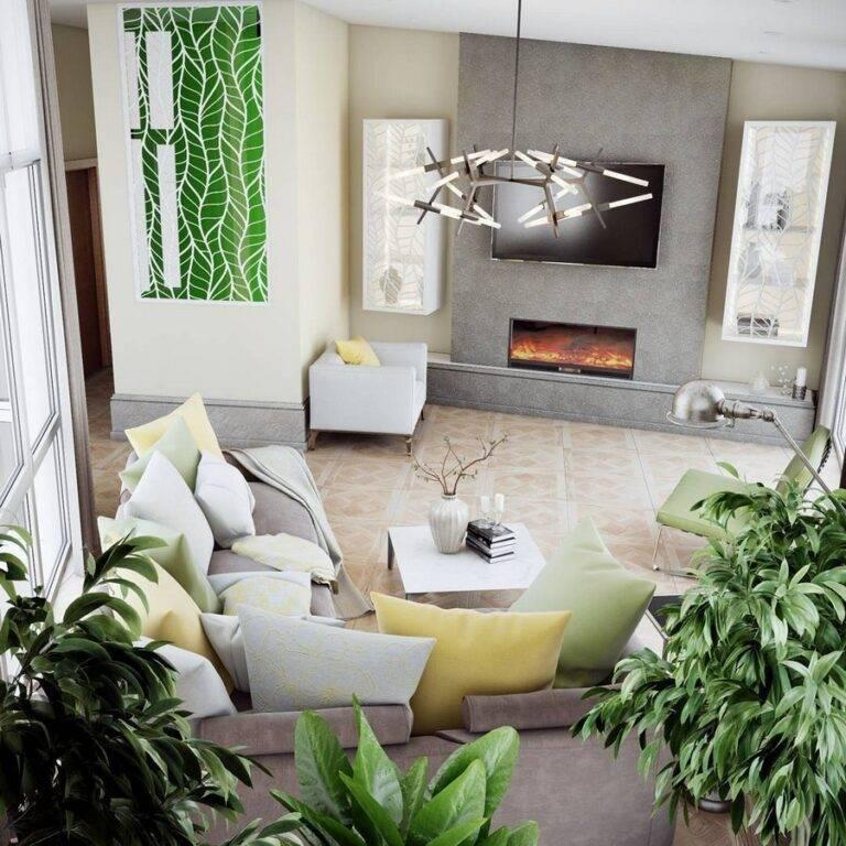 Экостиль в интерьере: фото, идеи для ремонта и дизайна интерьера, выбор мебели, аксессуаров
