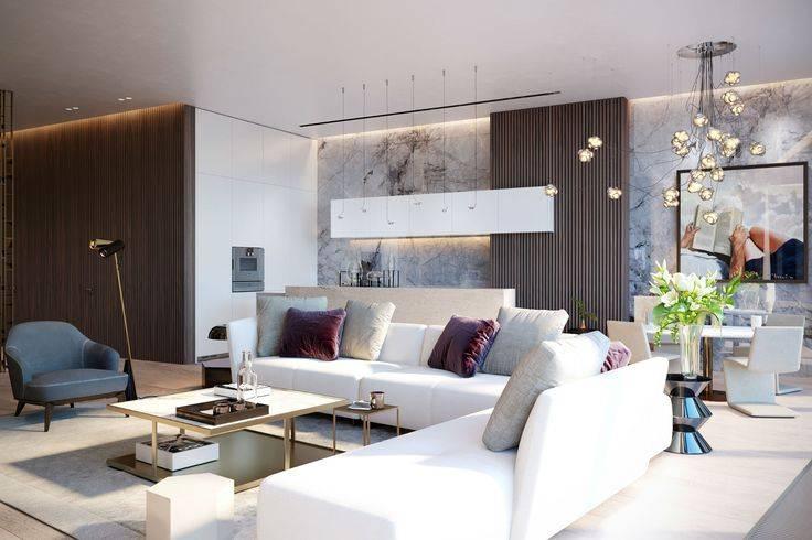 Модные интерьеры 2021-2022: как найти вдохновляющую идею для квартиры? (63 фото)