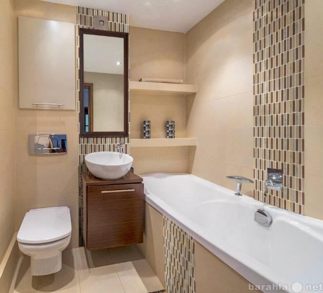 Интерьер маленькой ванной комнаты: лучшие идеи по оформлению помещения