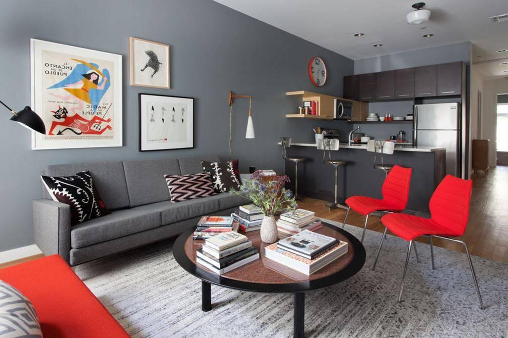 Мебель 60-х годов в современном интерьере: воссоздаём стилистику свободы