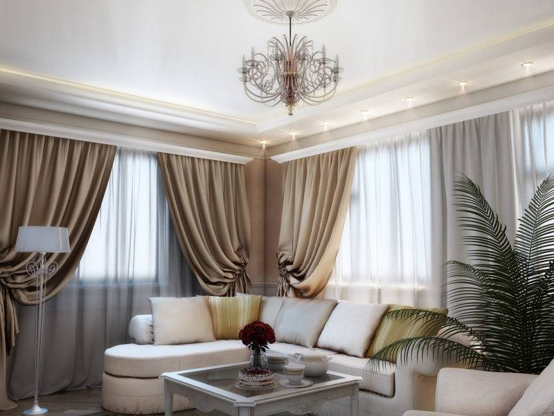 Новинки штор для зала 2021 года: обзор модного дизайна и красивого сочетания современных штор в интерьере (140 фото)