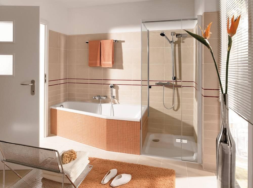 Что выбрать ванну или душевую кабину