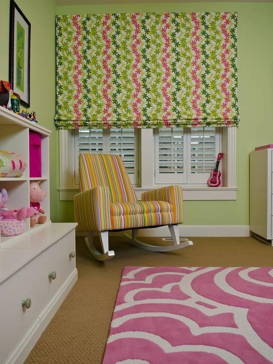 Шторы в детскую комнату (130 фото): легкие варианты оформления