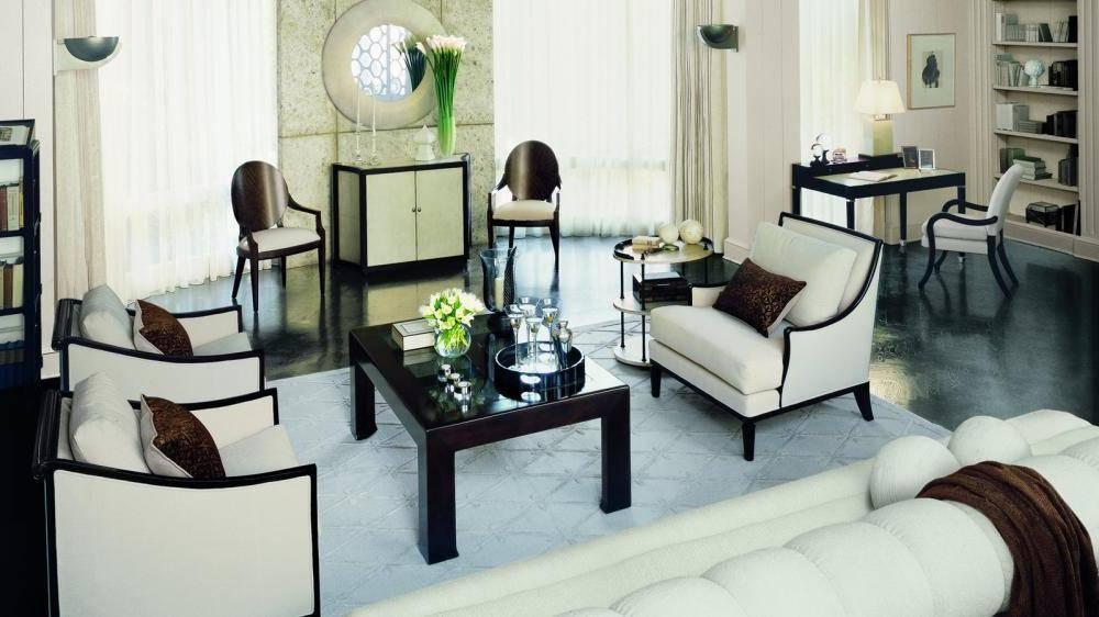 Ар-деко в интерьере — особенности стиля