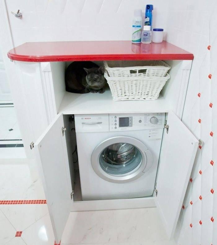 Стиральная машинка под раковину: секреты выбора лучшей модели и простые правила установки