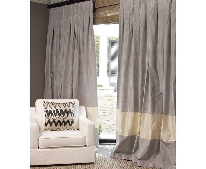 Тюль в гостиную: оформляем окна в современных стилях