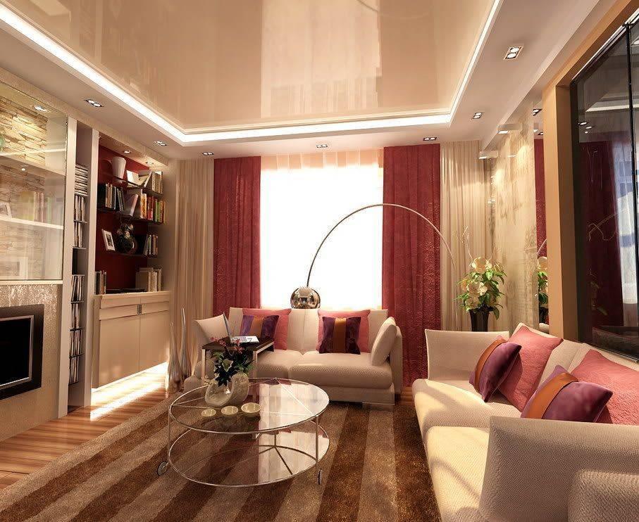 Дизайн гостиной 30 кв.м. - 95 фото особенностей умного распределения места