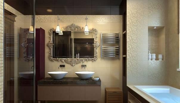 Дизайн ванны 2 кв. м. - 140 фото идей дизайна. примеры лучших проектов с красивым оформлением