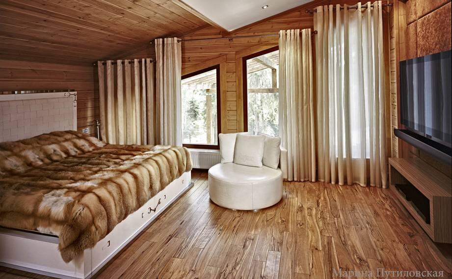 Организация ванной комнаты в деревянном доме: дизайн и важные моменты