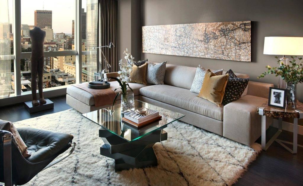 Дизайн интерьера квартиры 30 кв. м.: 115 фото лучших идей отделки для современных квартир