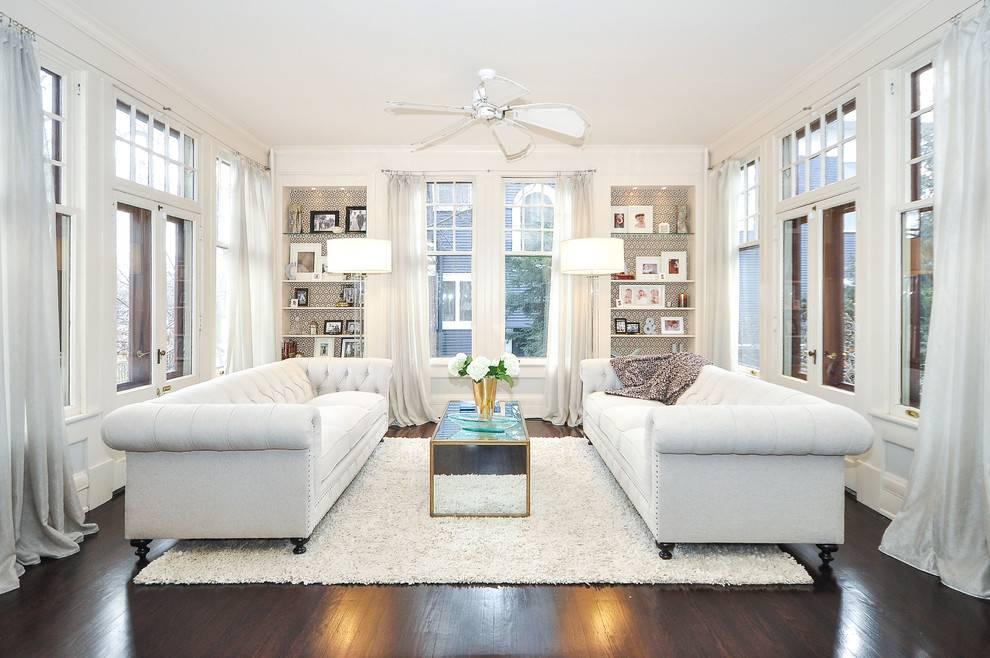 Правила расстановки мебели в гостиной, полезные рекомендации
