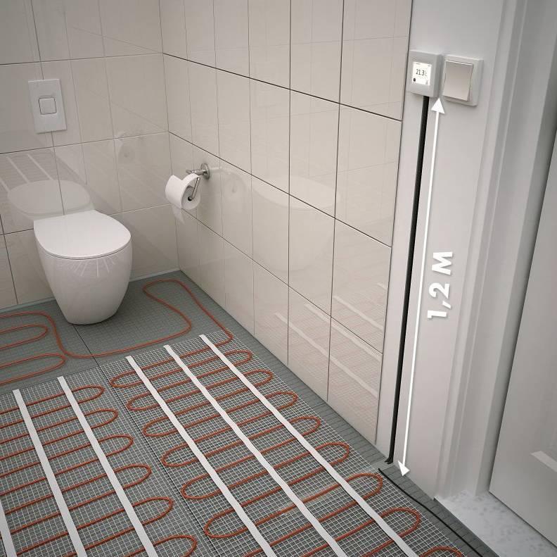 Теплый пол под плитку электрический - какой лучше?