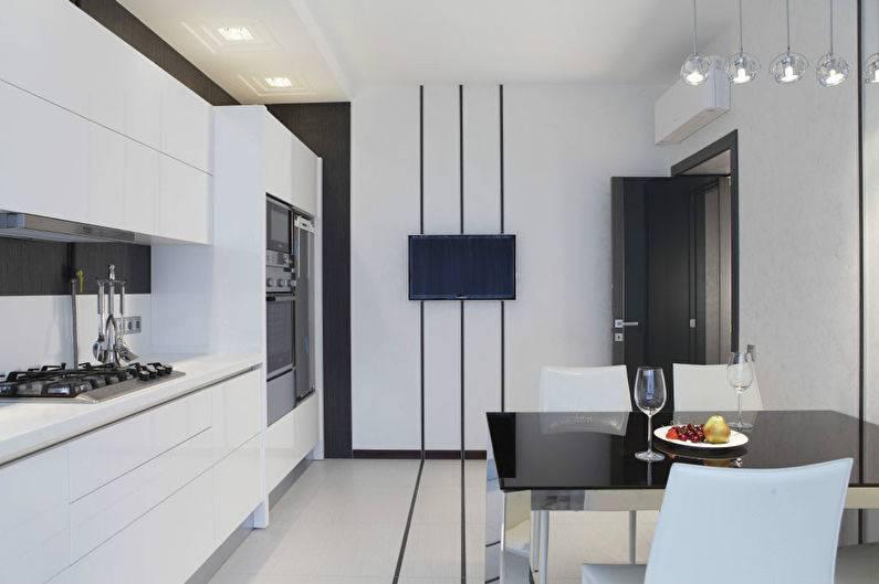 Кухня в стиле минимализм - топ-120 фото дизайна + идеи стильного обустройства в стиле минимализм