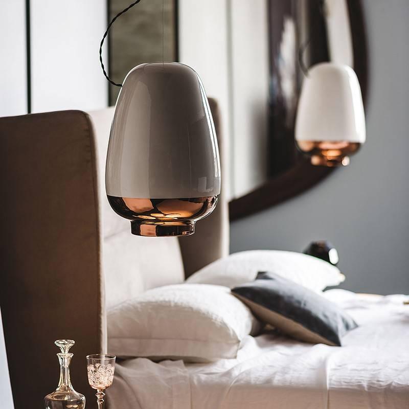 Люстры для спальни