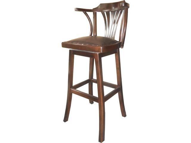 Барные табуреты: выбираем деревянную барную и полубарную табуретку в стиле лофт для кухни, особенности высоких стульев из дерева