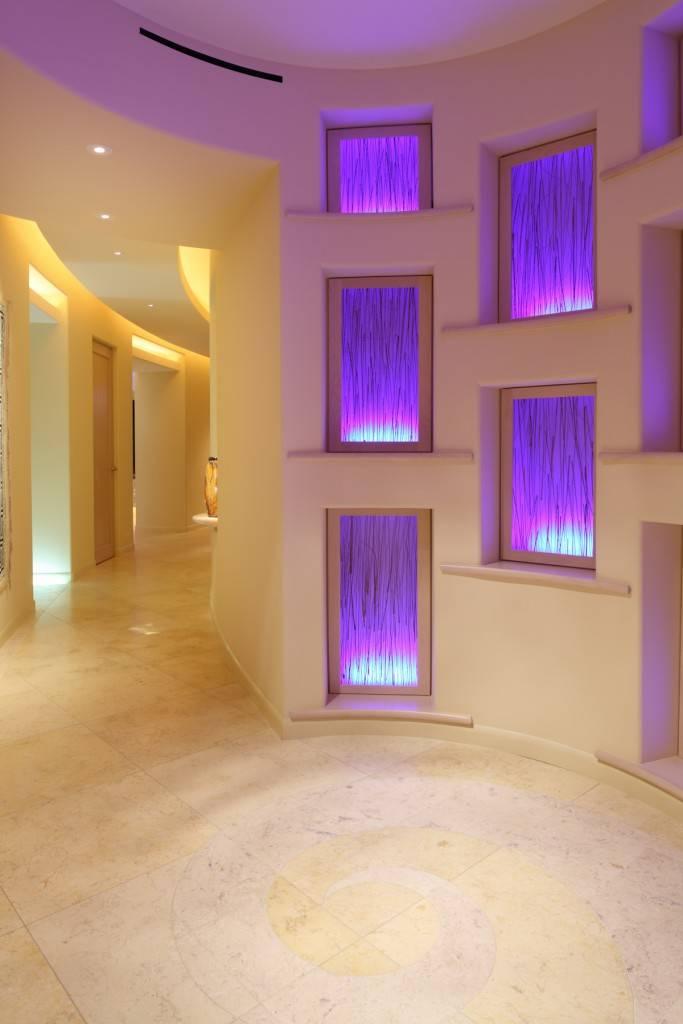 Декоративное освещение, подсветка. виды декоративного освещения - (ru) forum