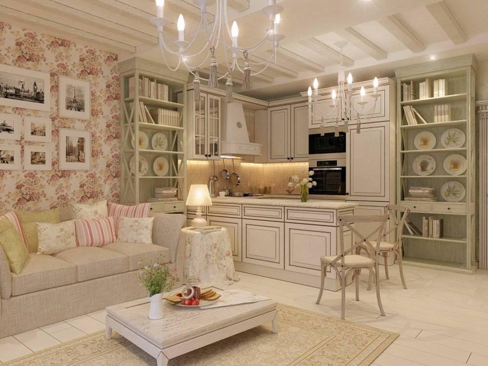 Прованс в интерьере: 185 фото стильного ремонта квартиры и дома в стиле прованс с примерами