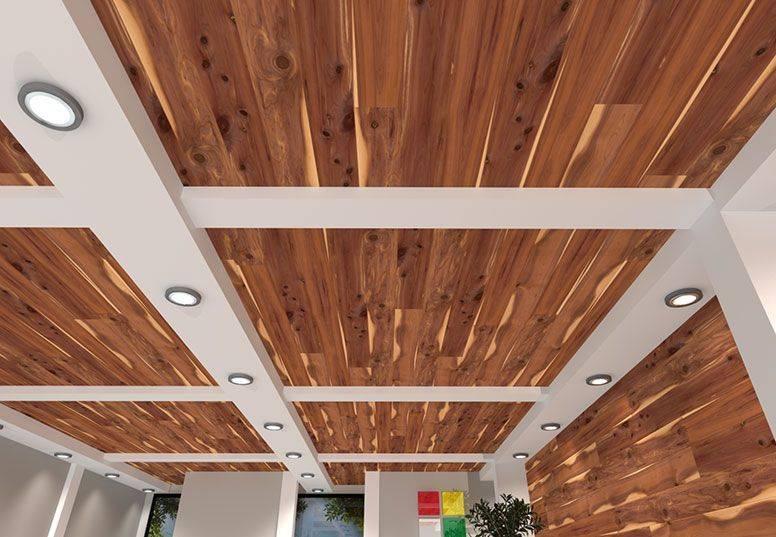 Подробно о пластиковых панелях для потолка: виды, монтаж, плюсы и минусы применения