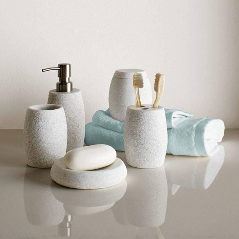 Аксессуары для ванных комнат - выберите практичные и элегантные аксессуары | дизайн и интерьер ванной комнаты