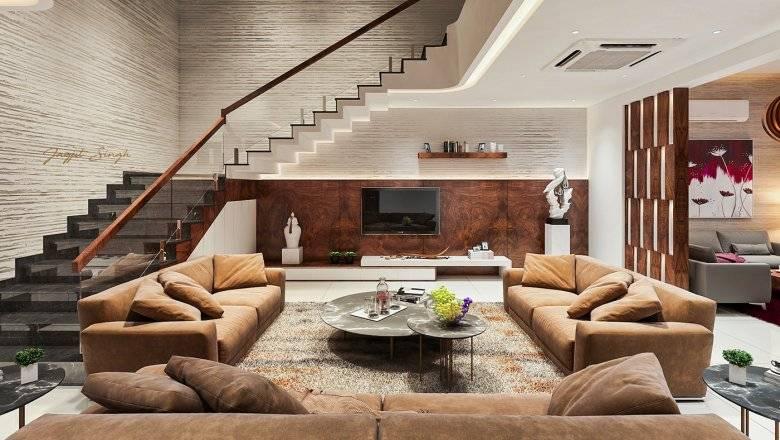 Дизайн лестницы на второй этаж: красота, удобство и безопасность