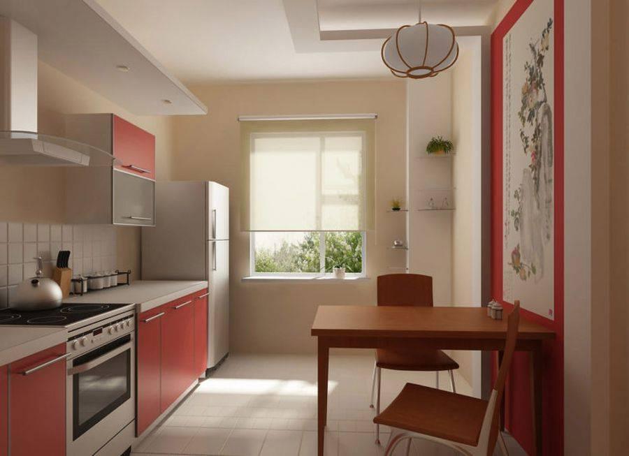 Кухня 9 кв. м.: варианты дизайна и актуальные новинки оформления кухни (115 фото-идей)