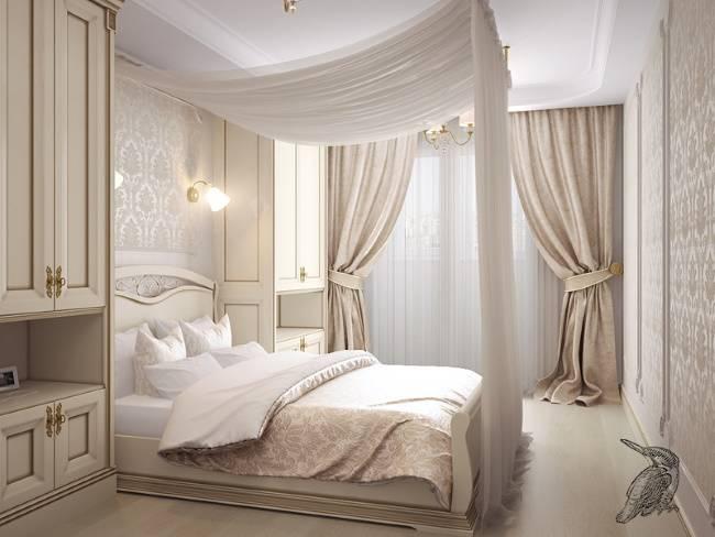 Светлая спальня: 50+ реальных фото, практические советы