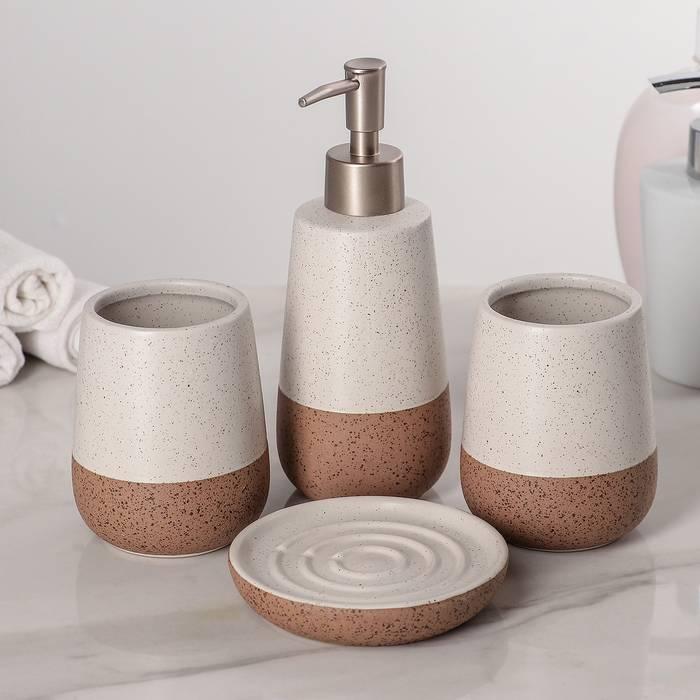 Выбор красивых аксессуаров для ванных комнат