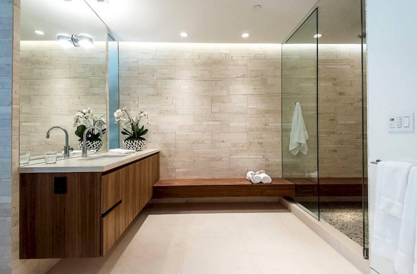 Современные ванные комнаты: идеи, советы и готовые проекты (65 фото) | дизайн и интерьер ванной комнаты