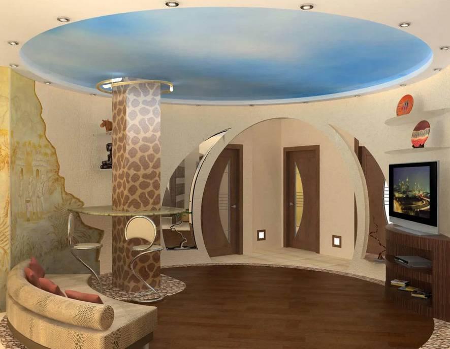 Все о видах арок: оформляем дверной проем красиво