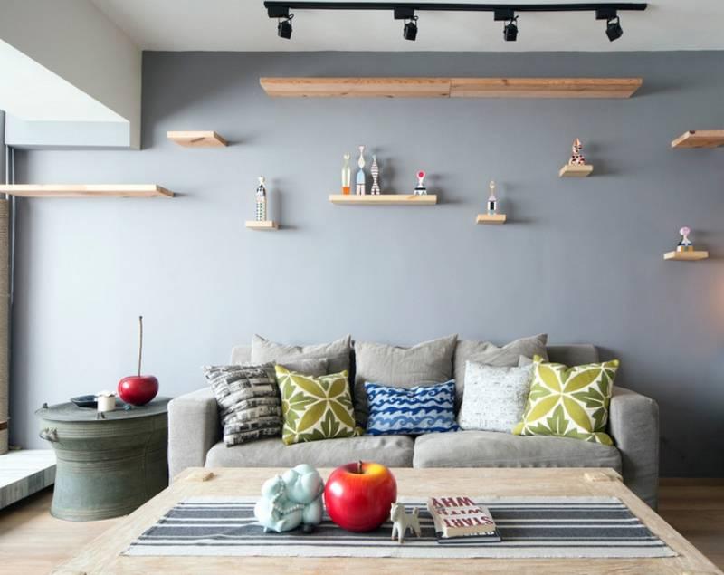Декор гостиной: 90 фото лучших вариантов украшения гостиной своими руками