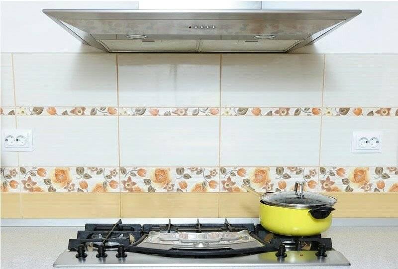 Чем можно заменить фартук на кухне