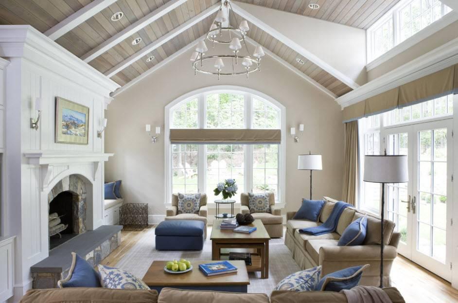 Потолок в квартире — как создать безупречный дизайн за минимальную плату