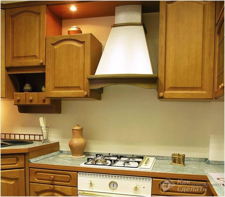 Вентиляция на кухне: как сделать ествесственную и принудительную