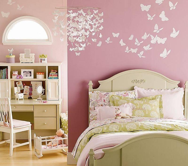 Декор детской: 125 фото интересных решений для украшения детской комнаты