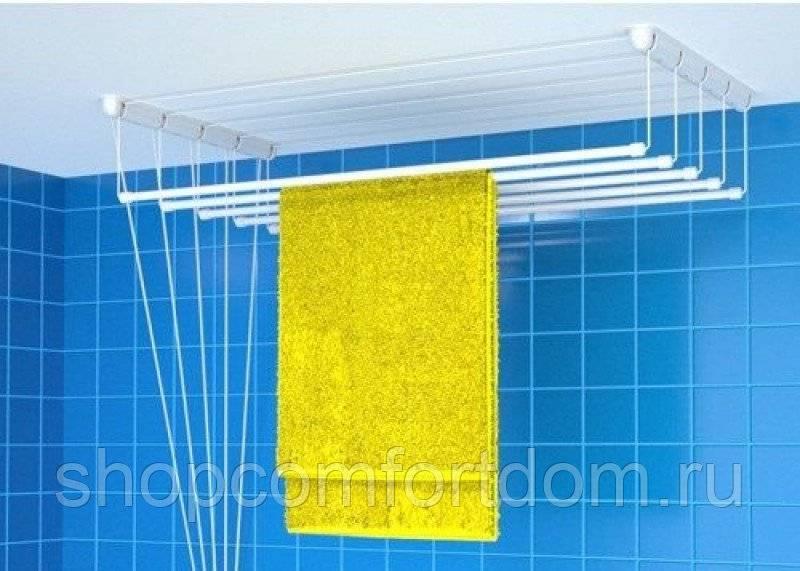 Сушилка для белья на балкон: варианты обустройства и красивого применения в дизайне интерьера (150 фото)