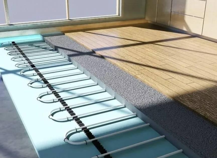 Инфракрасный тёплый пол под ламинат: можно ли устанавливать, отзывы владельцев, на деревянный, бетонный пол, цены