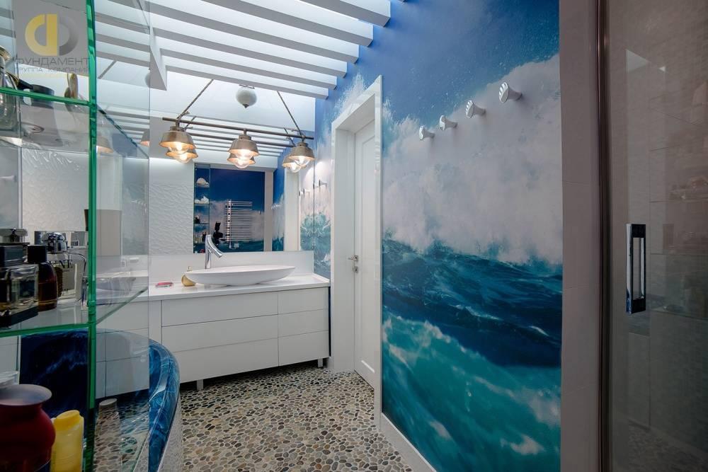 Оформляем ванную в морском стиле своими руками + фото