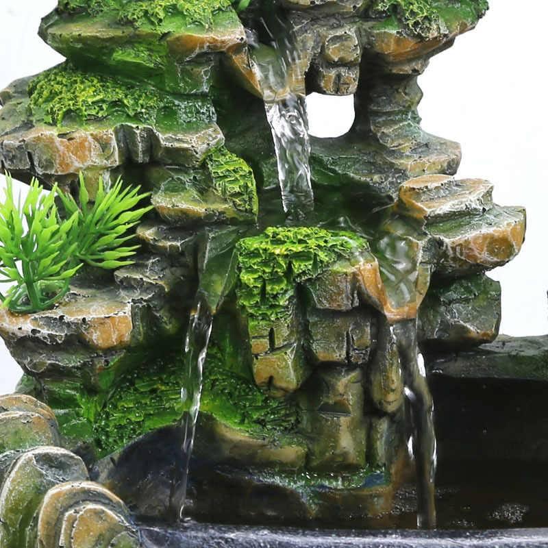 Водопад своими руками — 100 фото красивых и простых идей своими руками