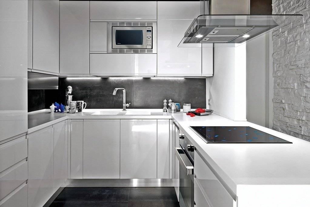 Все варианты угловых кухонь 2021 – 200 реальных примеров