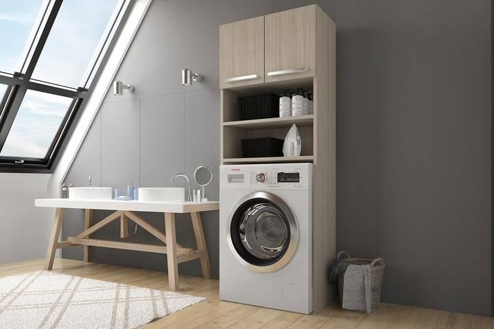 Стиральная машина в ванной (101 фото): особенности дизайна интерьера ванной комнаты со стиральной машиной в современном и других стилях