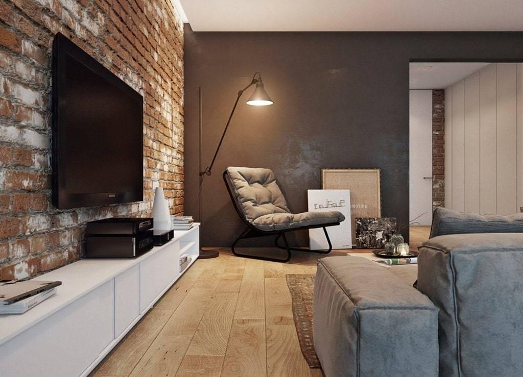 Белая кирпичная стена: 12 лучших идей дизайна!   дизайн и интерьер