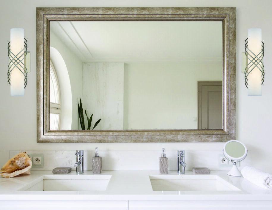 Зеркала в интерьере: элегантные решения и идеи дизайна (+44 фото)