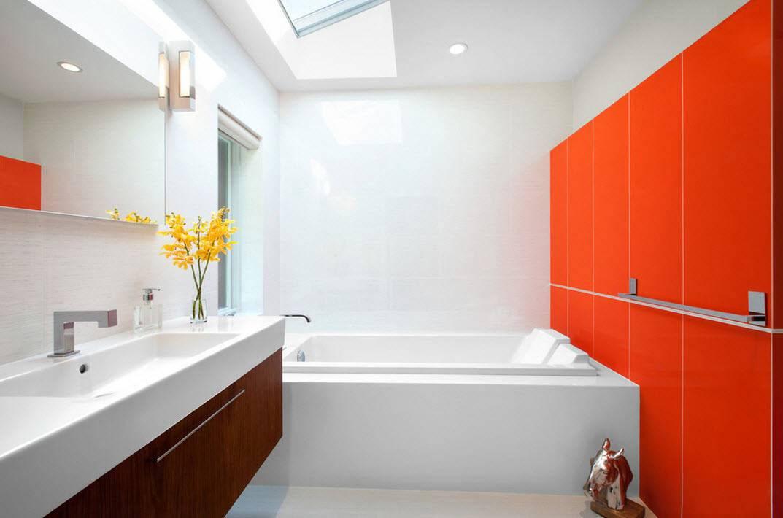 Цвет ванной комнаты: 100 фото модных идей дизайна и сочетаний