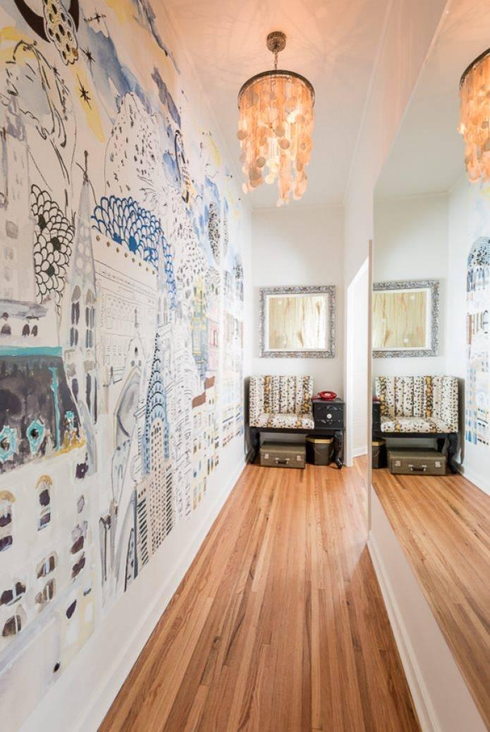 Обои в прихожую в квартире фото 2020: для коридора, дизайн, современные идеи интерьеров, модные, какими поклеить, варианты, жидкие в маленькой, видео
