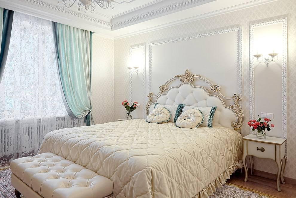 Дизайн спальни 12 кв. м. — 50 фото идей интерьера в современном стиле
