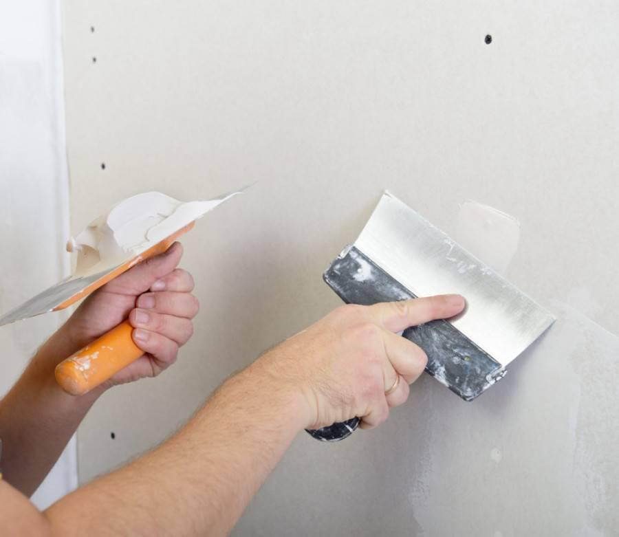 Шпаклевка стен своими руками - как правильно шпаклевать стены   стройсоветы