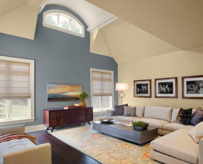 Бежевая гостиная: какую отделку выбрать? идеи и советы (45 фото)   дизайн и интерьер