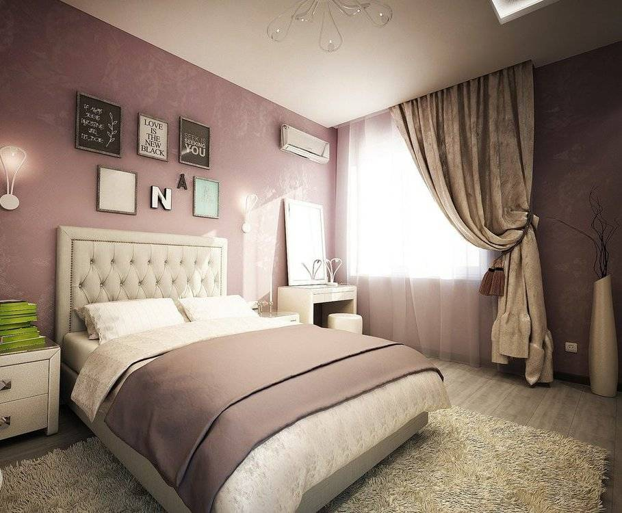 Коричневая спальня: 40+ реальных фото спальни в коричневых тонах