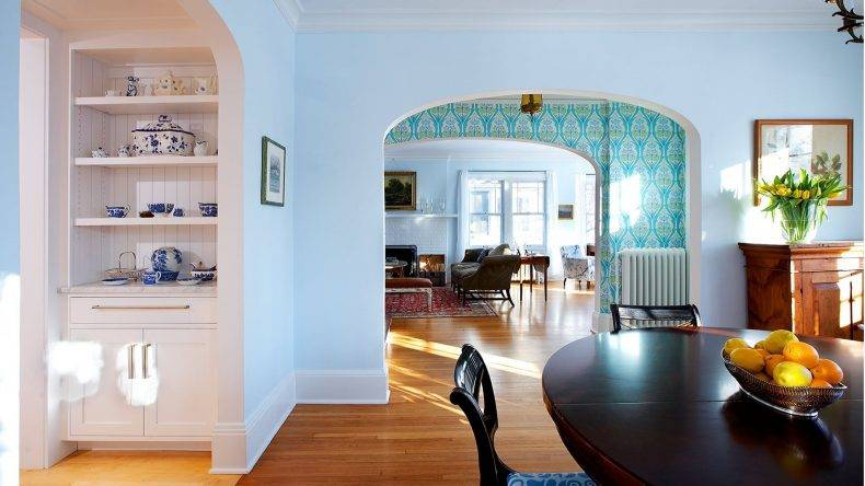 Арка в гостиной - 65 фото интересных вариантов оформления дизайна